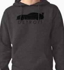 Detroit, Viper Pullover Hoodie