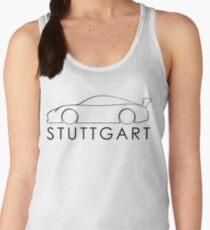 Stuttgart, Porsche Women's Tank Top