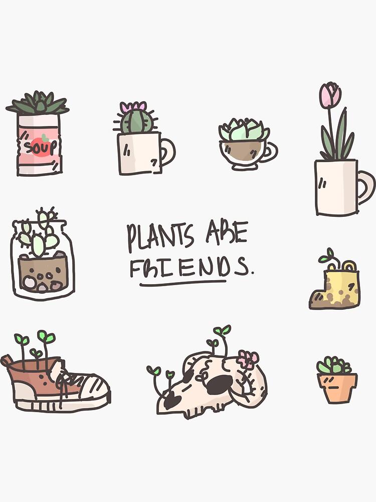 Pflanzen sind Freunde von ATinyShadow