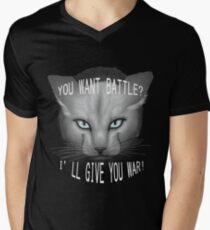 Warrior Cats: Clear Sky Men's V-Neck T-Shirt