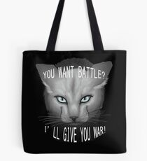 Warrior Cats: Clear Sky Tote Bag