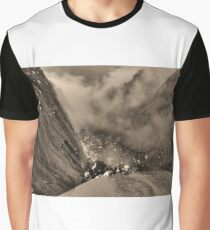 Mount Buffalo Gorge, Victoria Graphic T-Shirt