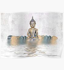 Buddha II Poster