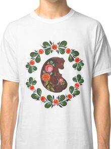 Mama bear and baby bear Classic T-Shirt