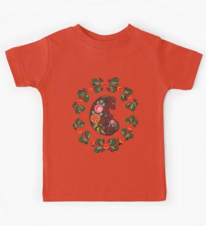 Mama bear and baby bear Kids Clothes