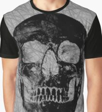 Entwined Skull Graphic T-Shirt