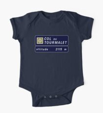 Col du Tourmalet, Road Sign, France Kids Clothes