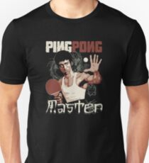 THE PING PONG MASTER Unisex T-Shirt