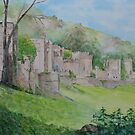 Gwrych Castle by Mike Paget