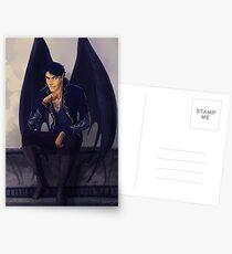Hoher Lord des Nachtgerichts Postkarten