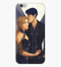 Feyre and Rhysand iPhone Case