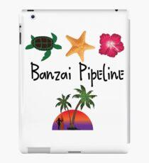 Bonzai Pipeline iPad Case/Skin
