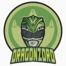 Dragonzord Power-Up!!! by jpappas