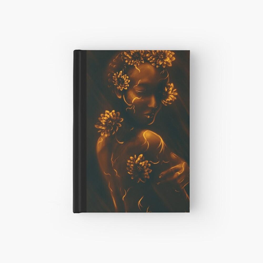 Chrysantheme Notizbuch