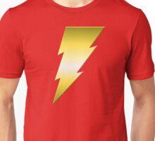 Golden Thunderbolt Unisex T-Shirt