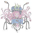 « Bio-Mimic  » par Evlyn Moreau