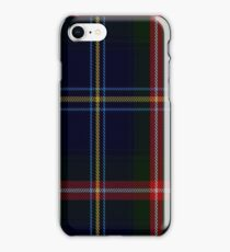 01095 Correctional Service Canada Tartan  iPhone Case/Skin