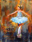 City Ballet by Susan McKenzie Bergstrom