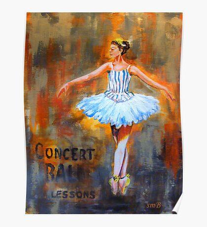City Ballet Poster