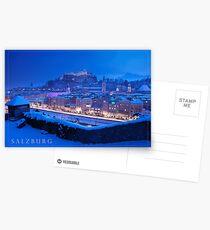 Salzburg, Austria Postcards