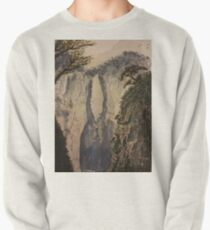 Watercolor landscape Pullover