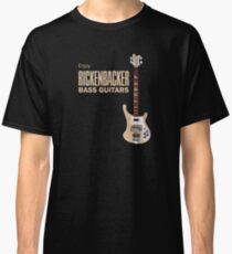Enjoy Rickenbacker Bass Guitars Classic T-Shirt
