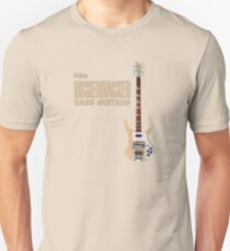 Enjoy Rickenbacker Bass Guitars T-Shirt
