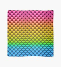 Pansexual Pride Dragon scales Scarf