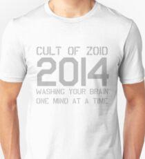 Cult of Zoid 2014 T-Shirt
