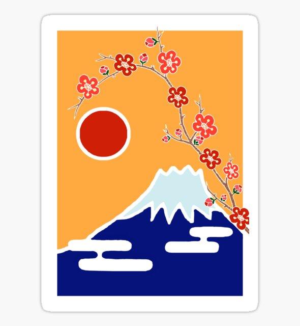 Mount Fuji in Spring by m-lapino