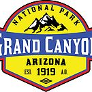 GRAND CANYON NATIONAL PARK ARIZONA MOUNTAINS HIKING CAMPING HIKE CAMP 1919 ADVENTURE 3 by MyHandmadeSigns