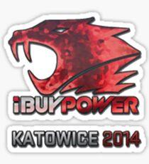 IBP holo Sticker