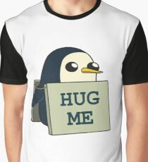 Gunther - Hug Me Graphic T-Shirt
