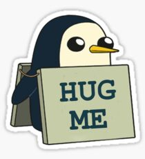 Gunther - Hug Me Sticker