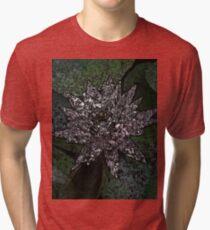 flowerwood Tri-blend T-Shirt