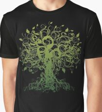 Meditate, Meditation, Spiritual Tree Yoga T-Shirt Graphic T-Shirt