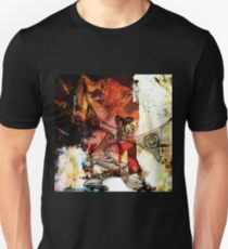 Romantus Distressed Collection: Chi Unisex T-Shirt