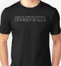 The Expanse - Donkey Balls - White Dirty Unisex T-Shirt