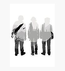 The Golden Trio Photographic Print