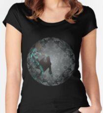 Veins of Lyrium Women's Fitted Scoop T-Shirt