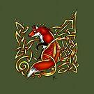 Celtic Fox by Rose Gerard