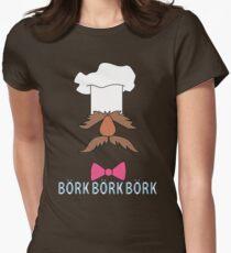 Bork Bork Bork Women's Fitted T-Shirt
