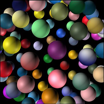 3D balls!  In color!  What more could you want.   by JeffFrank