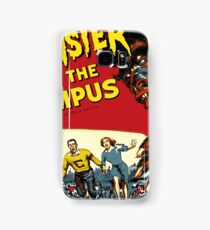 monsters on campus! Samsung Galaxy Case/Skin