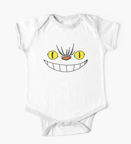 Catbus Cheshire Face Kids Clothes