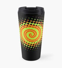 Psycho Burst Travel Mug