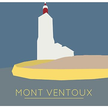 Mont Ventoux by Number14