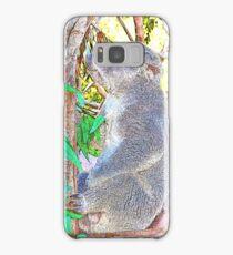 Cool Koala Samsung Galaxy Case/Skin