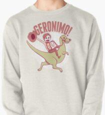 Geronimo-Dino! Pullover