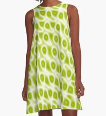 Abstract 080716(8) A-Line Dress